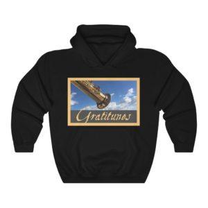 Unisex Heavy Blend™ Hooded Sweatshirt – Gratitunes