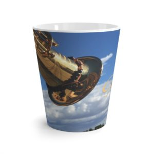 Latte mug – Gratitunes