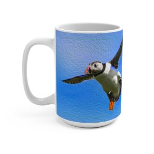 Mug 15oz – Flying Not Falling