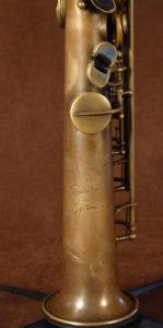 beginning soprano saxophone